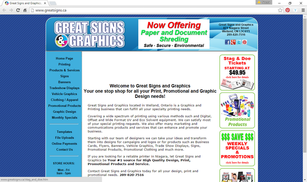 greatsigns-website